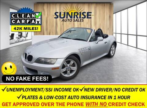 2001 BMW Z3 for sale at AUTOFYND in Elmont NY