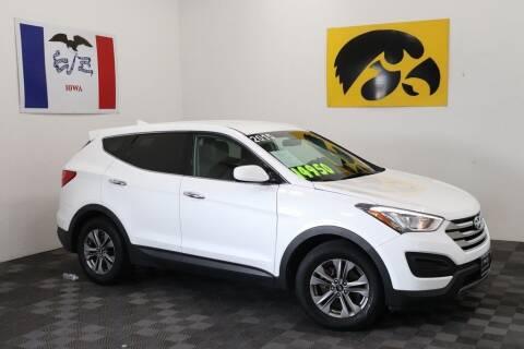 2015 Hyundai Santa Fe Sport for sale at Carousel Auto Group in Iowa City IA