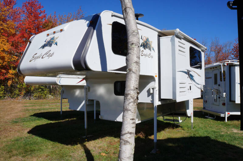 2019 Eagle Cap 811 for sale at Polar RV Sales in Salem NH