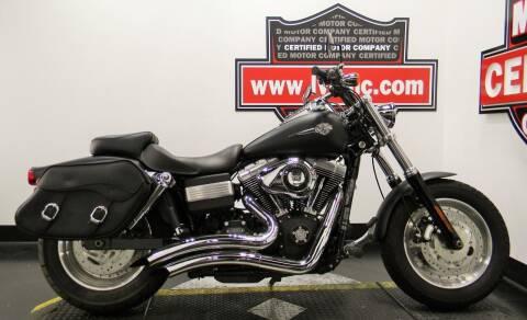 2011 Harley-Davidson FAT BOB for sale at Certified Motor Company in Las Vegas NV
