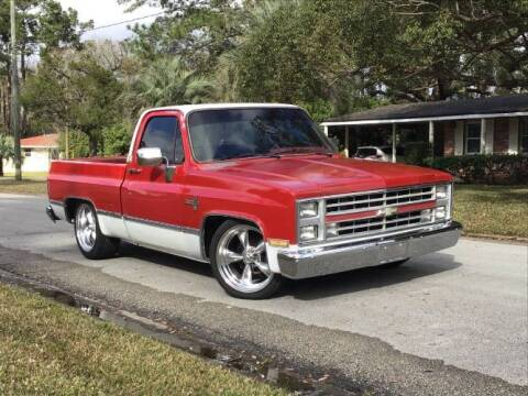 1986 Chevrolet C/K 10 Series for sale at Classic Car Deals in Cadillac MI