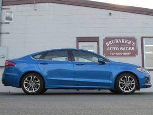 2020 Ford Fusion for sale at Brubakers Auto Sales in Myerstown PA