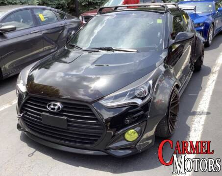 2016 Hyundai Veloster for sale at Carmel Motors in Indianapolis IN