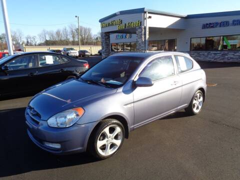 2009 Hyundai Accent for sale at KARS R US of Spartanburg LLC in Spartanburg SC