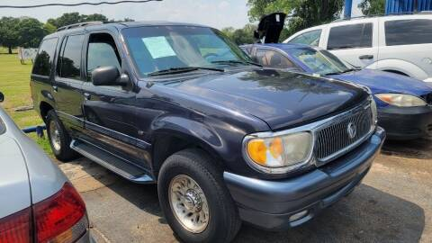 1999 Mercury Mountaineer for sale at Dave-O Motor Co. in Haltom City TX