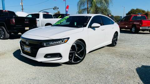 2020 Honda Accord for sale at LA PLAYITA AUTO SALES INC - Tulare Lot in Tulare CA