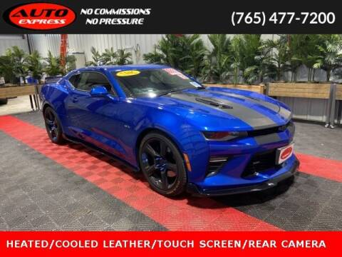 2017 Chevrolet Camaro for sale at Auto Express in Lafayette IN