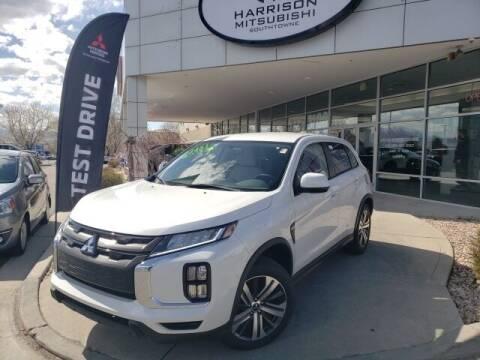 2020 Mitsubishi Outlander Sport for sale at Harrison Imports in Sandy UT