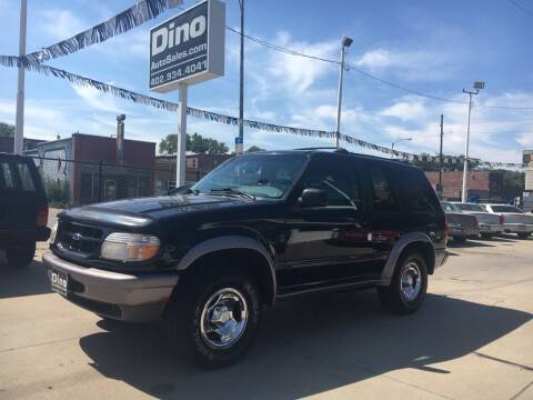 1997 Ford Explorer for sale at Dino Auto Sales in Omaha NE