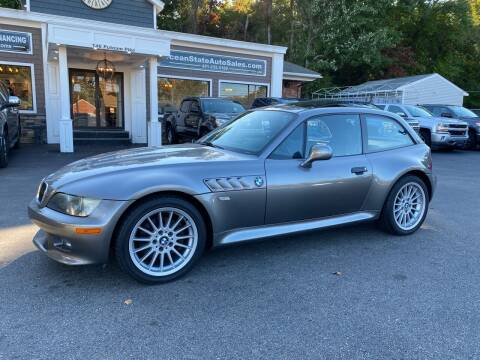 2001 BMW Z3 for sale at Ocean State Auto Sales in Johnston RI