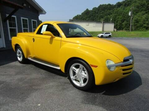 2004 Chevrolet SSR for sale at Specialty Car Company in North Wilkesboro NC