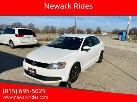 2014 Volkswagen Jetta for sale at Newark Rides in Newark IL