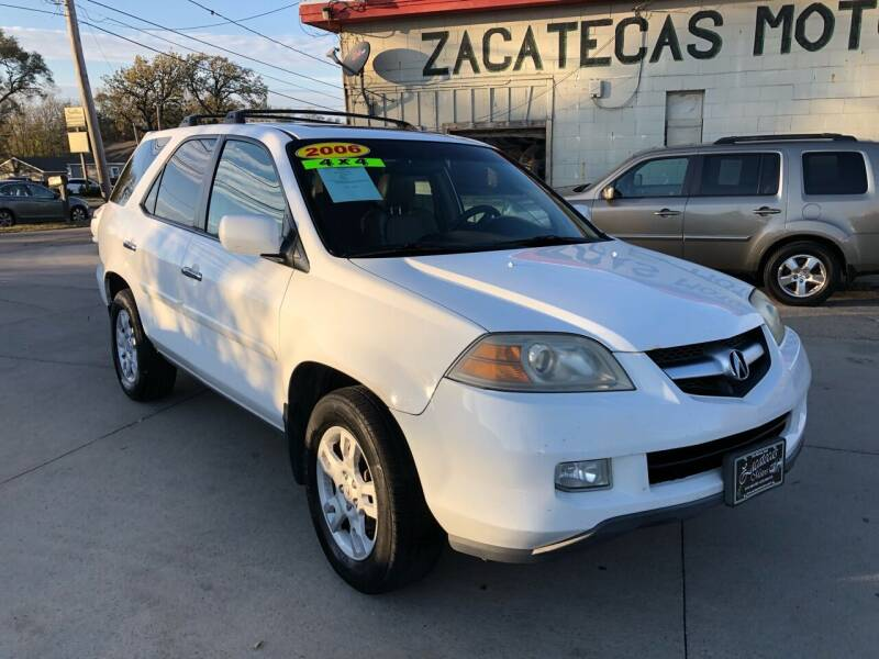 2006 Acura MDX for sale at Zacatecas Motors Corp in Des Moines IA
