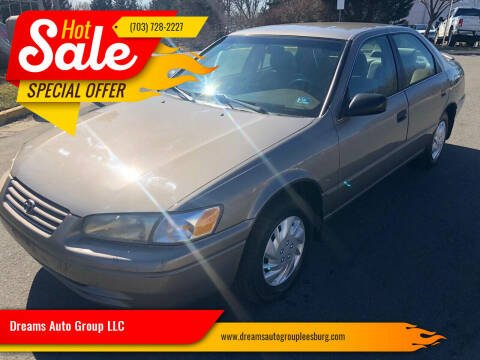 1999 Toyota Camry for sale at Dreams Auto Sales LLC in Leesburg VA