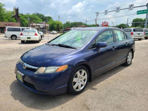 2007 Honda Civic for sale at Johnny's Motor Cars in Toledo OH