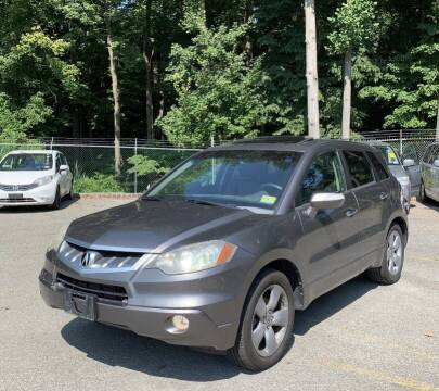 2008 Acura RDX for sale at Whiting Motors in Plainville CT