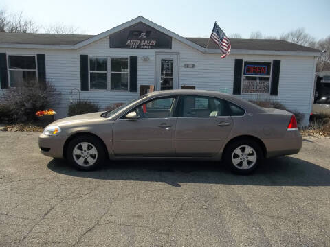 2007 Chevrolet Impala for sale at R & L AUTO SALES in Mattawan MI
