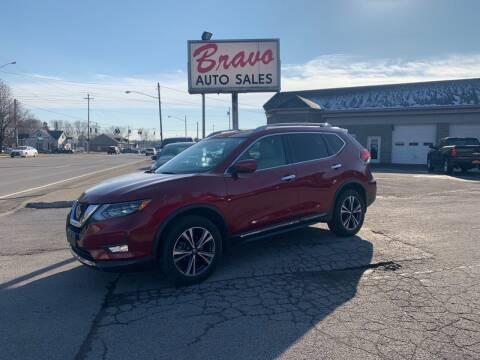 2018 Nissan Rogue for sale at Bravo Auto Sales in Whitesboro NY