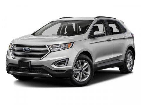 2016 Ford Edge for sale at BILLY D SELLS CARS! in Temecula CA