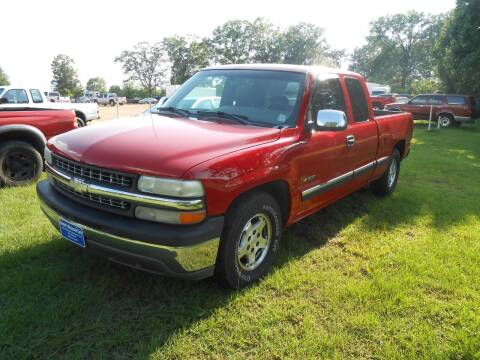 2002 Chevrolet Silverado 1500 for sale at Cooper's Wholesale Cars in West Point MS