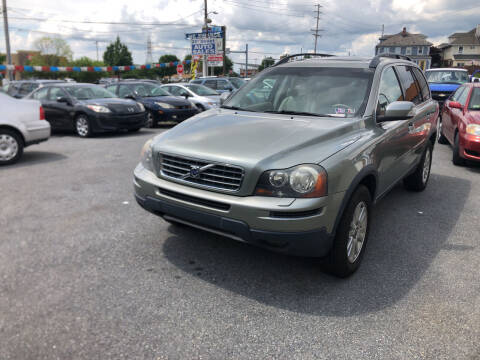 2008 Volvo XC90 for sale at 25TH STREET AUTO SALES in Easton PA