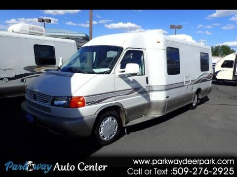 1999 Volkswagen EuroVan for sale at PARKWAY AUTO CENTER AND RV in Deer Park WA