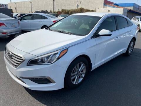 2015 Hyundai Sonata for sale at Brown & Brown Wholesale in Mesa AZ