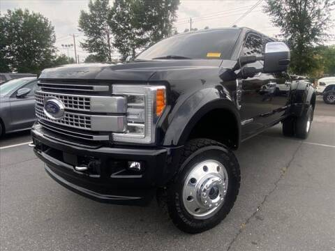 2019 Ford F-450 Super Duty for sale at iDeal Auto in Raleigh NC