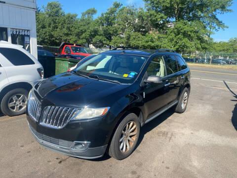 2011 Lincoln MKX for sale at Vuolo Auto Sales in North Haven CT