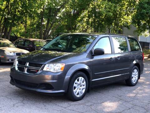 2015 Dodge Grand Caravan for sale at Emory Street Auto Sales and Service in Attleboro MA
