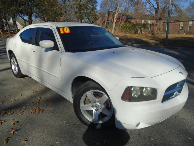 2010 Dodge Charger for sale at Sunshine Auto Sales in Kansas City MO