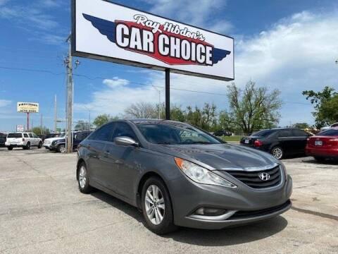 2013 Hyundai Sonata for sale at Ray Hibdon's Car Choice in Oklahoma City OK