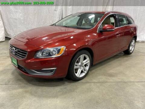 2015 Volvo V60 for sale at Green Light Auto Sales LLC in Bethany CT