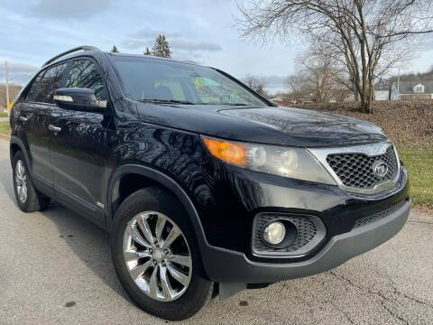 2011 Kia Sorento for sale at Trocci's Auto Sales in West Pittsburg PA