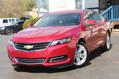 2015 Chevrolet Impala for sale at Dynamics Auto Sale in Highland IN