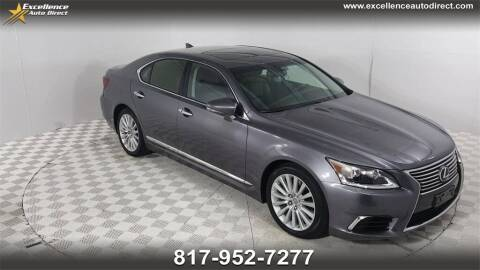 2017 Lexus LS 460 for sale at Excellence Auto Direct in Euless TX