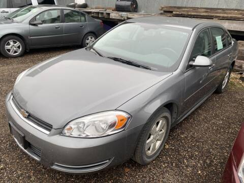 2009 Chevrolet Impala for sale at Apple Auto in La Crescent MN