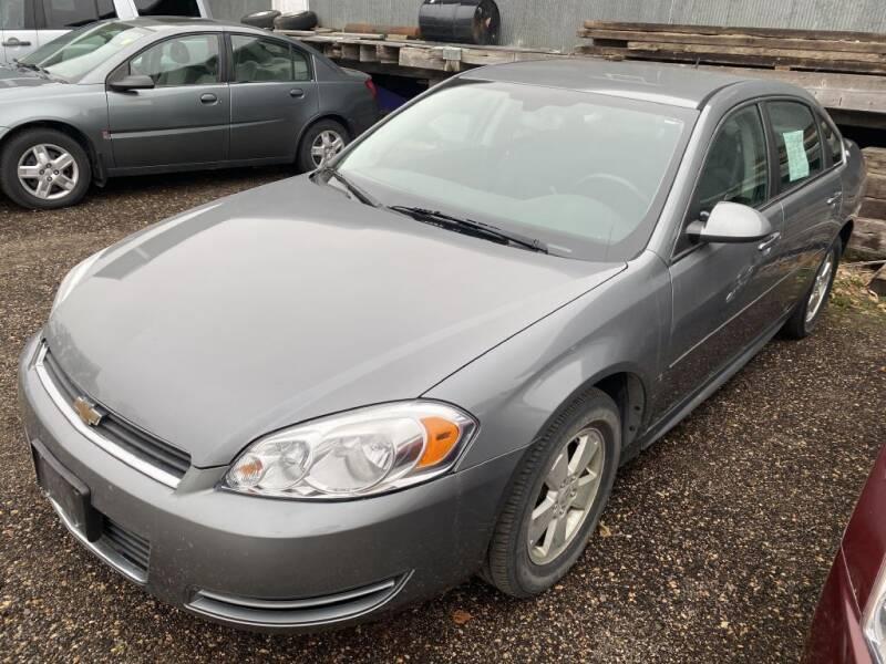 2009 Chevrolet Impala for sale at Apple Auto in La Crescent MN