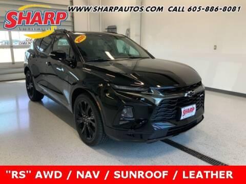 2020 Chevrolet Blazer for sale at Sharp Automotive in Watertown SD