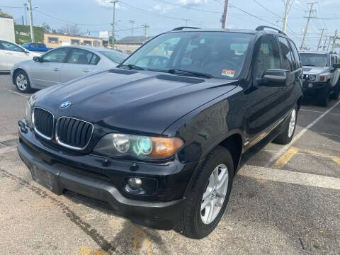 2006 BMW X5 for sale at MFT Auction in Lodi NJ