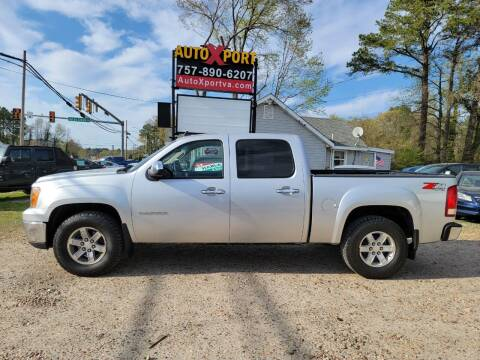 2013 GMC Sierra 1500 for sale at Autoxport in Newport News VA