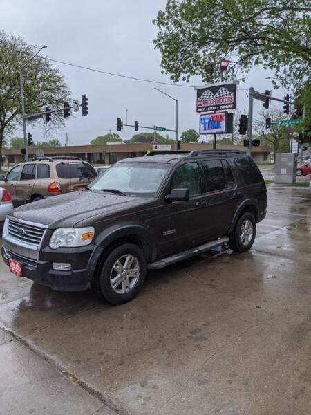 2007 Ford Explorer for sale at Corridor Motors in Cedar Rapids IA