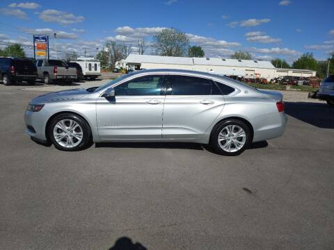 2014 Chevrolet Impala for sale at Wildfire Motors in Richmond IN