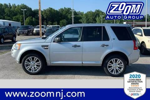 2010 Land Rover LR2 for sale at Zoom Auto Group in Parsippany NJ
