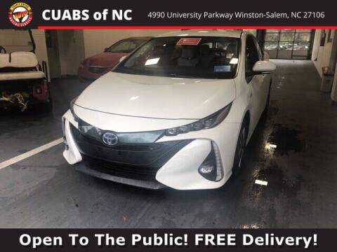2018 Toyota Prius Prime for sale at Credit Union Auto Buying Service in Winston Salem NC