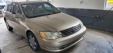 2003 Toyota Avalon for sale at Luxury Cars Xchange in Lockport IL