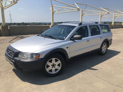 2005 Volvo XC70 for sale at Finish Line Motors in Tulsa OK