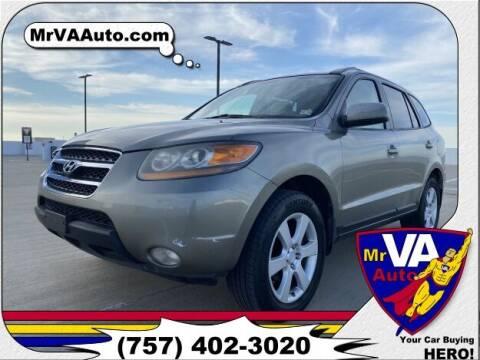 2007 Hyundai Santa Fe for sale at Mr VA Auto in Chesapeake VA