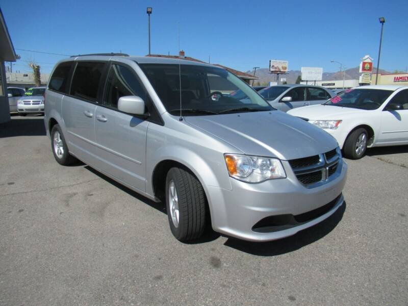 2012 Dodge Grand Caravan for sale at Crown Auto in South Salt Lake City UT
