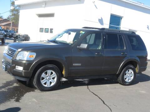2008 Ford Explorer for sale at Price Auto Sales 2 in Concord NH